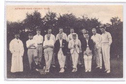 SPORT - CRICKET - Astwood Bank Cricket Team - Cricket