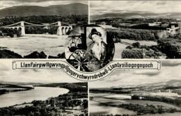 LLANFAIRPWLLGWYNGYLLGOGERYCHWYRNDROBWLL- (THE IIa TOWN WITH THE LONGER NAME)          (NUOVA) - Anglesey