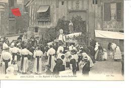 14 - HONFLEUR - Un Reposoir à L´Eglise Sainte Catherine - Honfleur