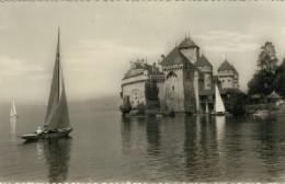 MONTREUX   CHATEAU  DE  CHILLON           (NUOVA) - VD Vaud