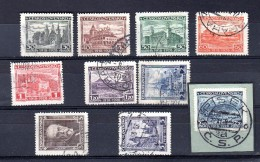 1928 10 Ans Independance Y 242-251 TB Mi 26 7 - 276 Cote 12 € - Used Stamps