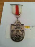 .medal - Medaille - W.S.V 1e Drie Dorpentocht , Mabeko - Unclassified