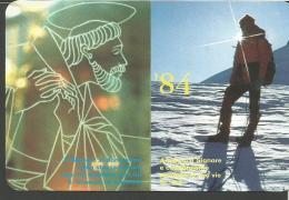 CAL78/79--- CALENDARIETTO,  ANNO  1984,  SANTUARIO  S. GIUSEPPE DA COPERTINA,  OSIMO,  ANCONA, - Formato Piccolo : 1981-90