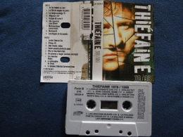 H.F.THIEFAINE  K7 AUDIO VOIR PHOTO...ET REGARDEZ LES AUTRES (PLUSIEURS) - Audiokassetten