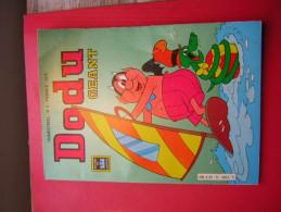 BD DODU GEANT TRIMESTRIEL N° 3 EDITIONS DU CHATEAU 1986 - Autre Magazines