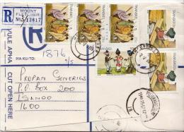 Postal History Cover: Transkei R Cover - Transkei