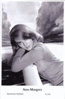 ANN-MARGRET - Film Star Pin Up - Publisher Swiftsure Postcards 2000 - Artiesten