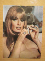 Marisa Mell - Austrian Actress, Sexy Girl Postcard - Berühmt Frauen