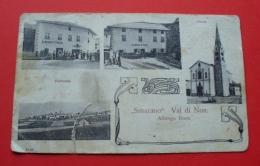 Smarano - 1907 - Italia --- Provincia Trento , Val Di Non , Albergo Roen , Italy Italie Italien --- 71 Nskl - Non Classés