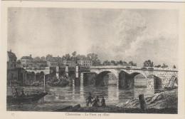 D94 - CHARENTON - LE PONT EN 1820 - Charenton Le Pont