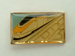PIN´S EUROSTAR - DTX 3 - EPOXY - TGV