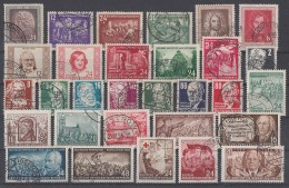 DDR Lot 2  Anfangsjahre Gestempelt - Briefmarken