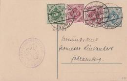 Württemberg GS Zfr. Minr.152, 2x 154 Alpirsbach 22.7.22 - Wuerttemberg