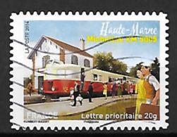 1002 - La Grande épopée Du Voyage En Train : Micheline XM 5005, Haute Marne - France