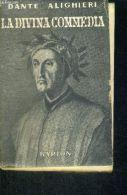 La Divina Commedia - Texte En Italien ....   Dante Alighieri - Livres Anciens