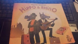 Hippo & Rhino .....  Gregoire Vallancien - Livres, BD, Revues