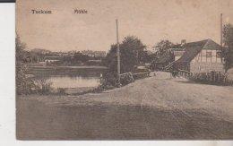 Lettonie Tuckum Mühle 1917 - Lettonie