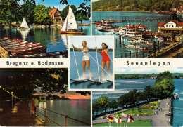 BREGENZ Am Bodensee - Seeanlagen - Bregenz