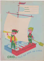 Protège Cahier Crio - Protège-cahiers