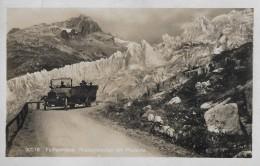 FURKASTRASSE → Saurer-Postauto Beim Rhonegletscher, Ca.1935 - VS Valais