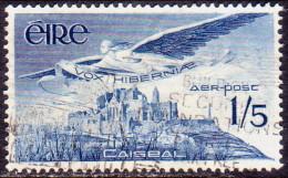 IRELAND 1965 SG #143b 1sh5d Used Airmail - 1949-... Republic Of Ireland