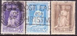 IRELAND 1950 SG #149-51 Compl.set Used Holy Year - 1949-... Republic Of Ireland