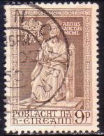 IRELAND 1950 SG #151 9d Used Holy Year - 1949-... Republic Of Ireland