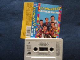 LES MUSCLES K7 AUDIO VOIR PHOTO...ET REGARDEZ LES AUTRES (PLUSIEURS) - Cassettes Audio