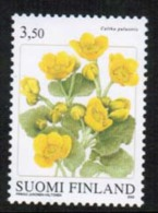 2000 Finland, Caltha Palustris Flowers MNH. - Neufs