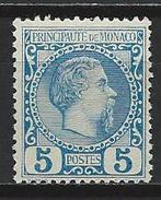 Monaco Mi 3 (*) MNG - Neufs