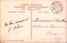 Carte Postale Suisse 1917 Champ Du Moulin Helvetia Gorges De L'Areuse Le Saut De Brot - Lettres & Documents