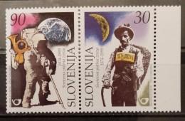 Slovenia, 1999, Mi: 261/62 (MNH) - Slovénie