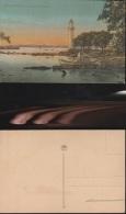 5932) ISTAMBUL CONSTANTINOPLE LE PHARE DE FANARAKJ IL FARO DI COSTANTINOPOLI NON VIAGGIATA 1920 CIRCA - Turchia