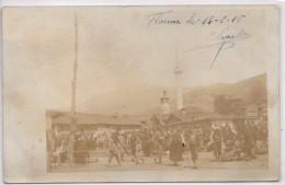 MACEDOINE - Vue De FLORINA - CARTE PHOTO - Macédoine