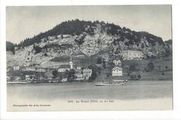 14770 - Le Grand Hôtel Vu Du Lac Le Pont Vallée De Joux - VD Vaud
