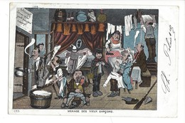 14776 - Ménage Des Vieux Garçons - Humour