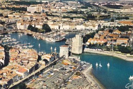 17. LA ROCHELLE. BELLE VUE AERIENNE. ANNÉE 1976 - La Rochelle