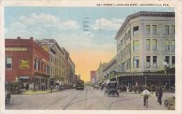 JACKSONVILLE FLORIDA TRAMWAY CHEMIN DE FER RAILWAY USA ETATS UNIS AMERICA - Jacksonville