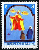 Österreich - Michel 1761 - ** Postfrisch (A) - Schülerzeichnung - 1945-.... 2ème République
