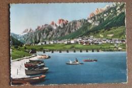 AURONZO DI CADORE -  LAGO --1953-- BELLISSIMA - Italia