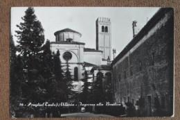 PRAGLIA  TEOLO -1958-- INGRESSO ALLA BASILICA - BELLA - Italia