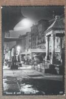 VERONA  PIAZZA ERBE -NOTTURNO 1955 - BELLA - Italia