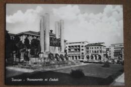 TREVISO  -1961-- MONUMENTO AI CADUTI -   BELLISSIMA - Italia