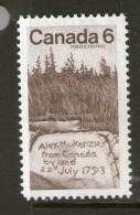 CANADA 1970 A MACKENZIE  YVERT N°437  NEUF MNH** - Ungebraucht