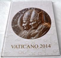 VATICANO 2014 - ANNATA COMPLETA NUOVA ORIGINALE - Vatican