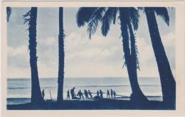 ASIE SUD,ASIA,SRI LANKA ,colonie Anglaise,CEYLAN,CEYLON,ce Ylanais,péche à L´ancienne - Sri Lanka (Ceylon)