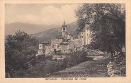 """05679 """"STRONCONE (TR) - PANORAMA DEL PAESE"""" CART. POST. ORIG. NON SPEDITA. - Autres Villes"""