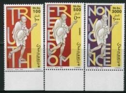 2003 Somalia, Gandhi , Serie Completa Nuova (**) - Somalia (1960-...)