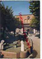 09 -  PAMIERS - LE SQUARE DE LA POSTE