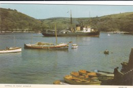 FOWEY HARBOUR - SHIPPING - Inghilterra